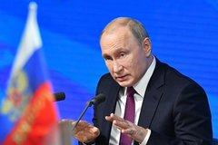 Putin: 'Càng hùng mạnh, Nga càng bị trừng phạt'