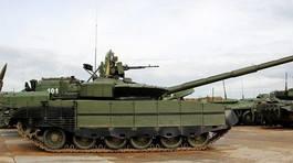Nga nâng cấp xe tăng bắn đạn lõi urani