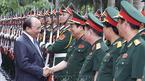 Xây dựng Quân đội hùng mạnh, bảo vệ vững chắc Tổ quốc Việt Nam XHCN