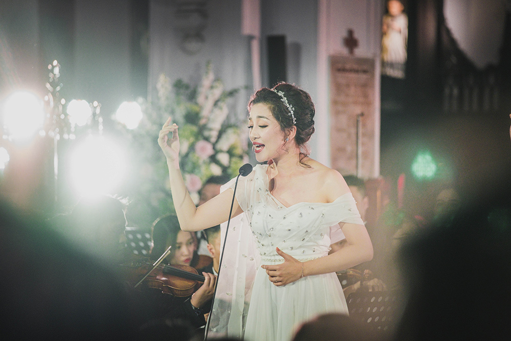 Phạm Thu Hà,Giáng sinh 2018