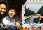 Hoài Linh lần đầu khoe ảnh con trai ruột tốt nghiệp đại học danh tiếng