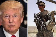 Ông Trump ra lệnh giảm mạnh quân ở Afghanistan