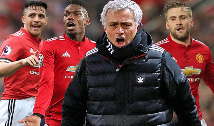 Lộ diện 4 cầu thủ ép MU sa thải Mourinho