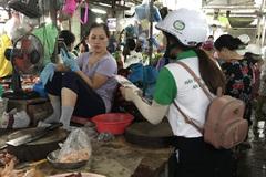 Khánh Hòa đẩy mạnh mô hình thí điểm chợ ATTP