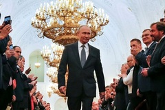 Putin tuyên bố sẽ kết hôn
