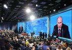 'Toàn cảnh' cuộc họp báo đặc biệt của Putin