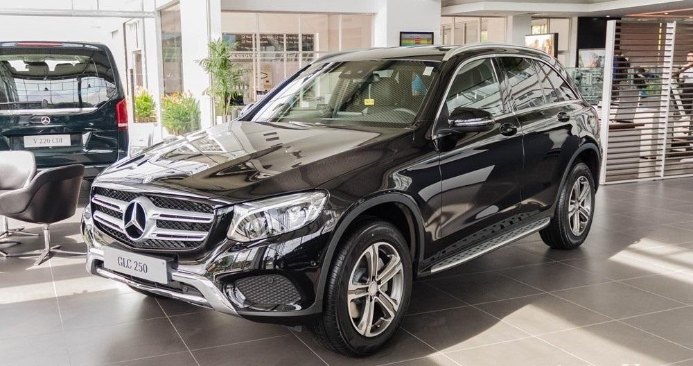 Hơn 4.800 xe Mercedes-Benz GLC tại Việt Nam dính lỗi khóa gài dây an toàn