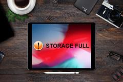 9 cách giải phóng không gian lưu trữ trên iOS 12