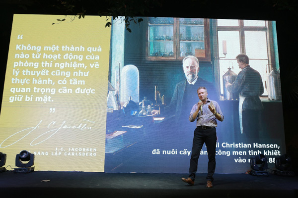 Carlsberg - Câu chuyện về nỗ lực theo đuổi sự hoàn hảo