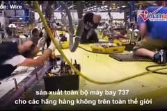 Xem Boeing sản xuất máy bay chở khách chỉ trong 9 ngày