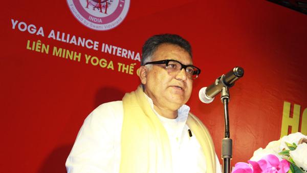 Ấn Độ,Yoga