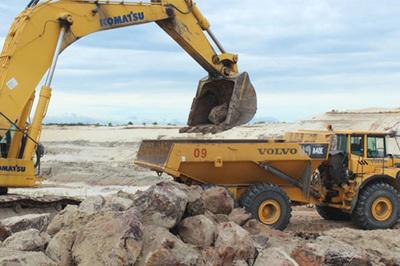 Dự án mỏ sắt Thạch Khê: Các chỉ tiêu về môi trường đều nằm trong phạm vi cho phép