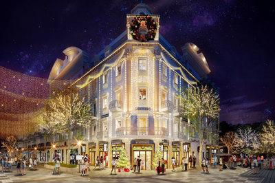 Shophouse Europe: Mang Vienna về vịnh biển