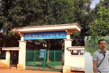 Bộ GD-ĐT yêu cầu xác minh việc thầy giáo dâm ô nữ sinh lớp 8