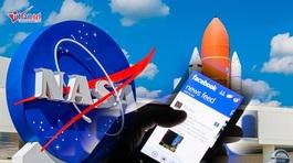 """Facebook lại """"chia sẻ"""" dữ liệu người dùng, NASA bị hacker tấn công"""