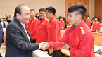 HLV Park Hang Seo, Quang Hải, đội tuyển VN nhận nhiều huân chương