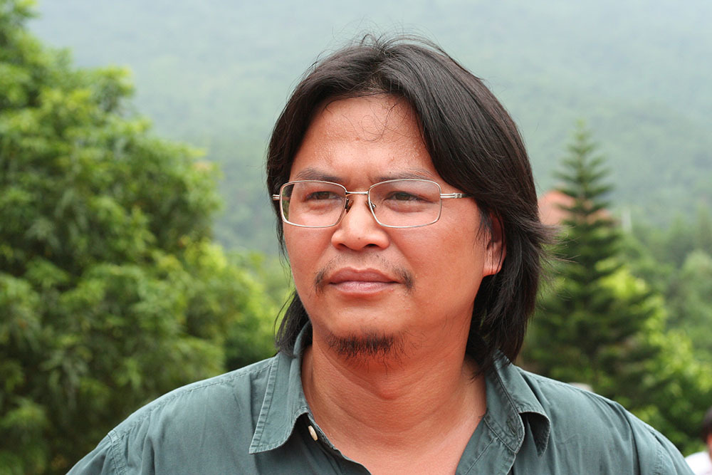 Nhà văn Nguyễn Toàn Thắng