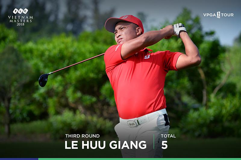 FLC Vietnam Masters 2018: Lê Hữu Giang bị truất quyền thi đấu