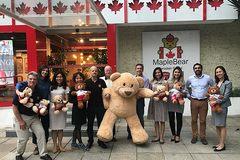 Maple Bear Việt Nam phát triển hệ thống mầm non song ngữ