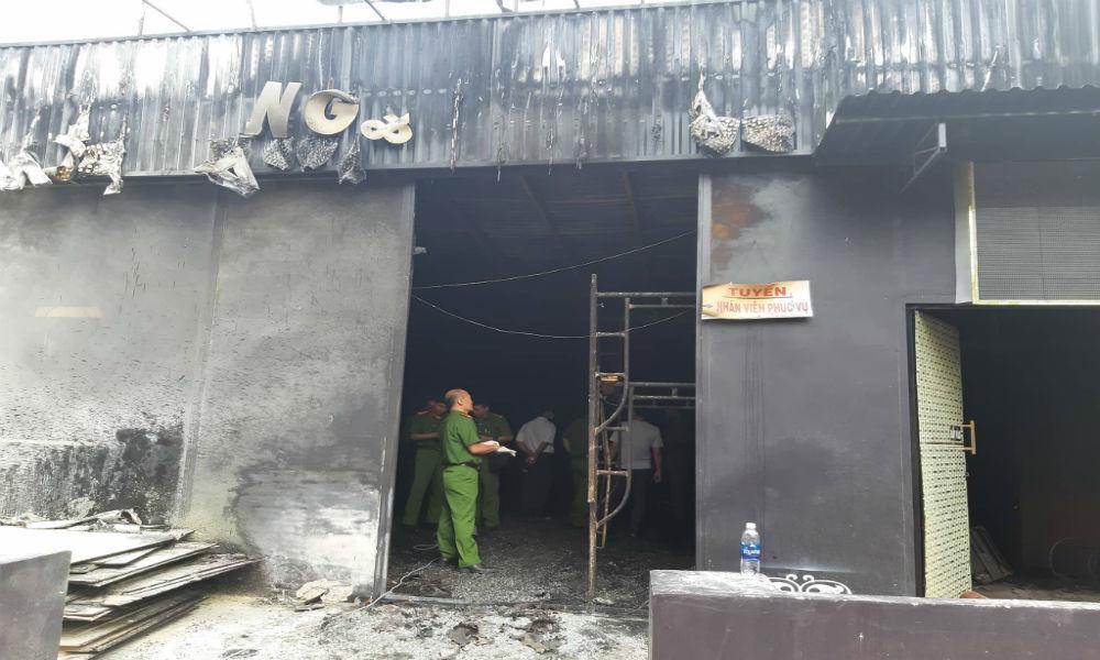 Cháy nhà hàng 6 người chết: 'Gặp nạn trong 20 phút'!