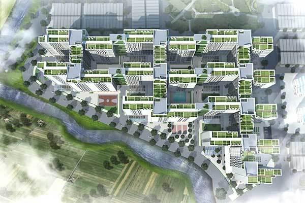 Trao giải thiết kế điển hình chung cư nhà ở xã hội cao tầng