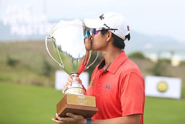 Golfer Thái Lan vô địch FLC Vietnam Masters 2018