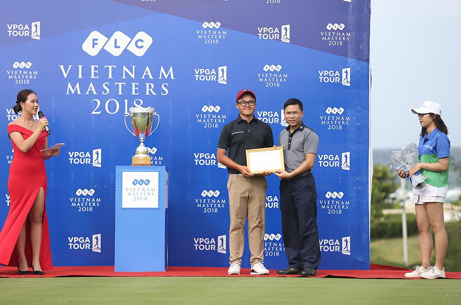 FLC Vietnam Masters 2018