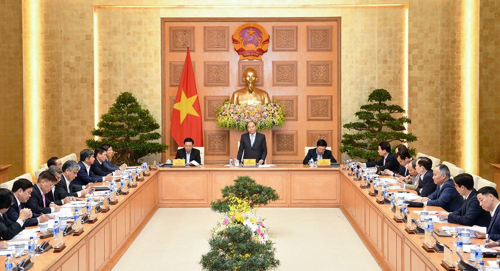 Thủ tướng đặt bài Tổ tư vấn để tránh 'bẫy' nguy hiểm