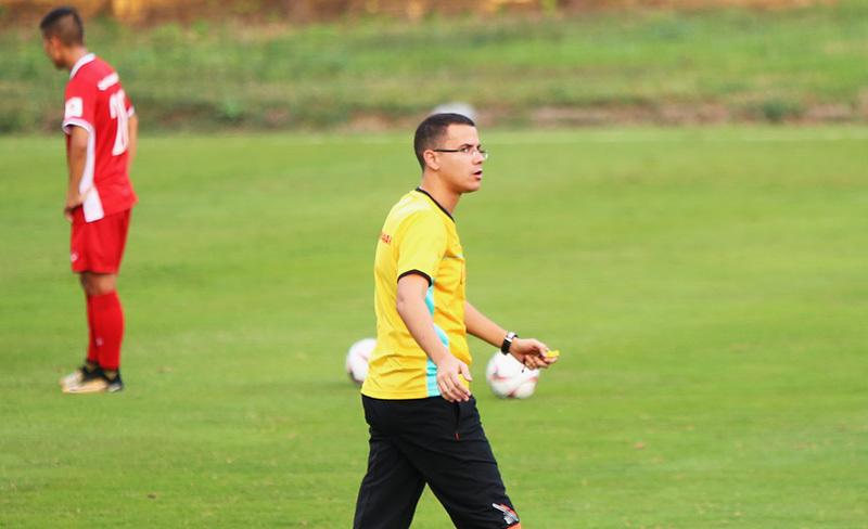 Quang Hải vắng mặt trong ngày HLV thể lực ra mắt