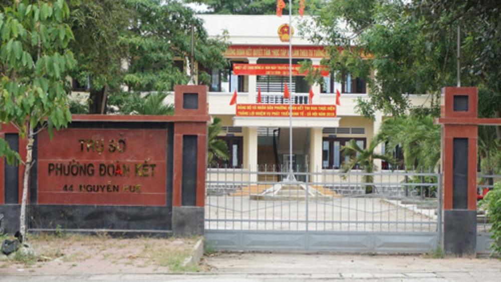 Nổ súng tại UBND phường: Chuyển hồ sơ sang Quân khu 5 điều tra