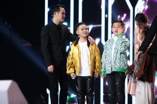 Bảo Anh - Khắc Hưng 'trắng tay' trước chung kết The Voice Kids 2018