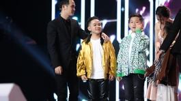 """Bảo Anh - Khắc Hưng """"trắng tay"""" trước chung kết The Voice Kids 2018"""