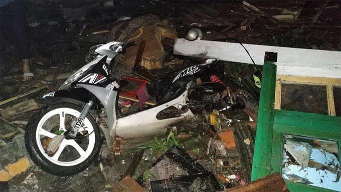 Sóng thần Indonesia: Số người thương vong tăng vọt