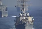 "Iran nã rocket ""dằn mặt"" tàu sân bay Mỹ"