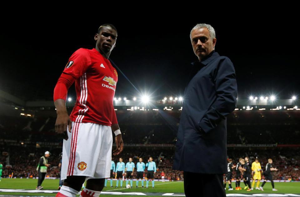 Pogba nói gì về Mourinho khi bị gán là 'kẻ phản thầy'?