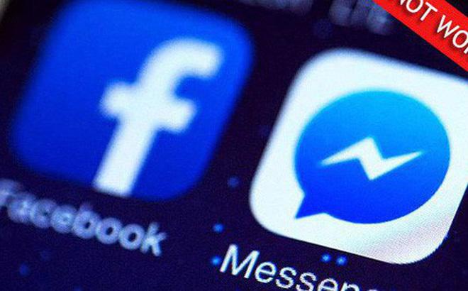 Cảnh báo mã độc mớilây lan rất nhanh qua Facebook Messenger