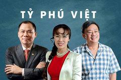 Phạm Nhật Vượng, Trần Đình Long... Cuộc đua để thay đổi chính mình