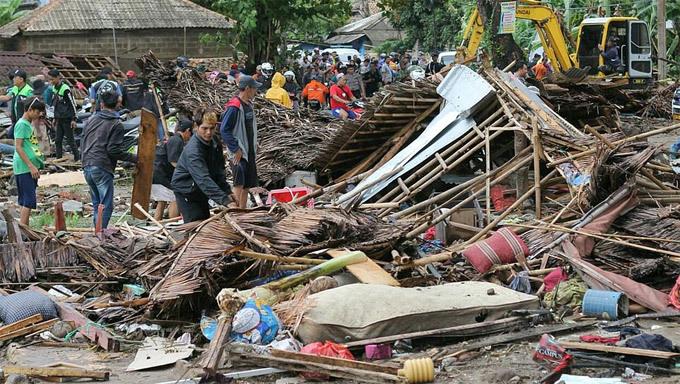 Sóng thần Indonesia,sóng thần,Indonesia