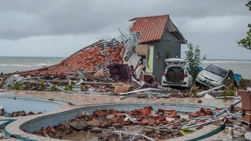 Indonesia,sóng thần,sóng thần Indonesia,Thế giới 24h,tin thế giới 24h