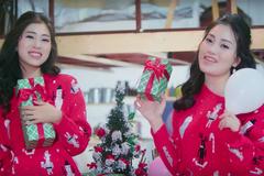MV Giáng sinh ngọt ngào của Hoàng Rob và Sao Mai Huyền Trang