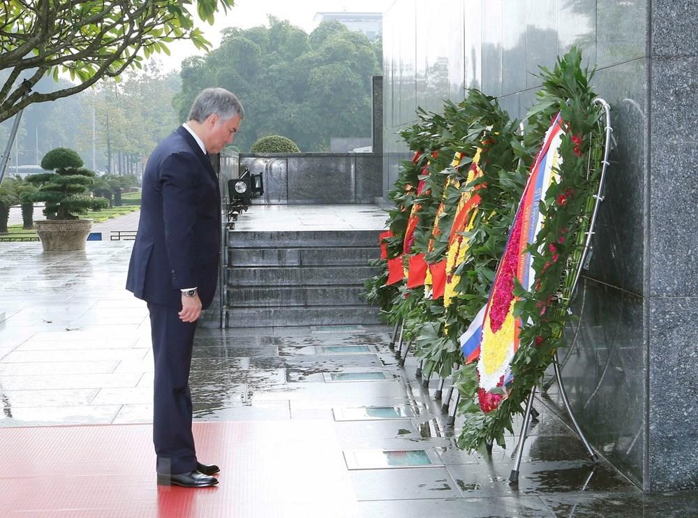 Việt-Nga,quan hệ Việt-Nga