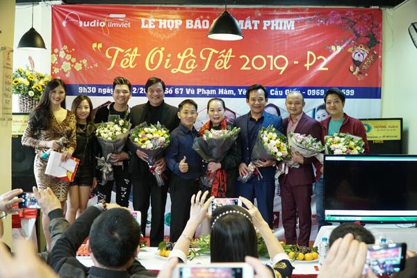Ra mắt phim hài 'Tết Ơi Là Tết - 2019'