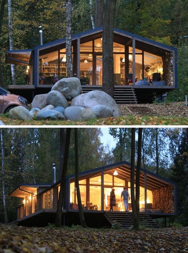 nhà sàn,kiến trúc,thiết kế nhà