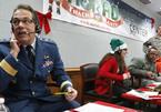 """Chính phủ đóng cửa, quân đội Mỹ vẫn tiếp tục """"theo dõi"""" ông già Noel"""