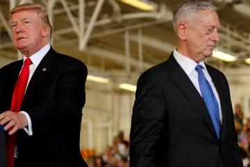 Chính sách quốc phòng của Mỹ ngày càng rối