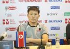 HLV Triều Tiên không e ngại khi đối đầu với thầy Park