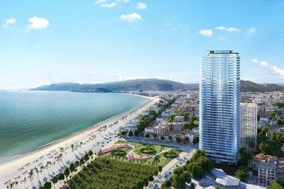 TMS Luxury Hotel & Residence Quy Nhon bung hàng 'khủng' cuối năm
