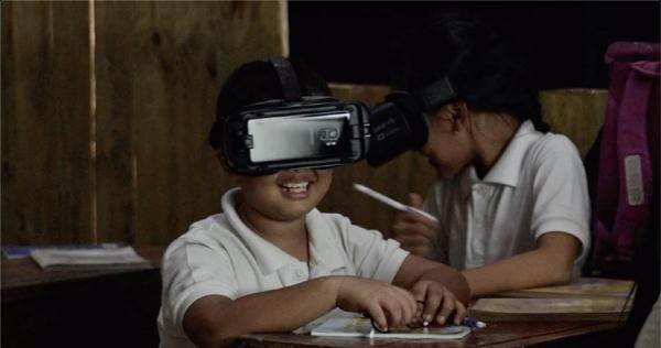 Trẻ thành thị trải nghiệm 'lớp học không mặt trời'