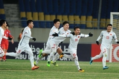 Lịch thi đấu của U23 Việt Nam tại vòng loại U23 châu Á 2020