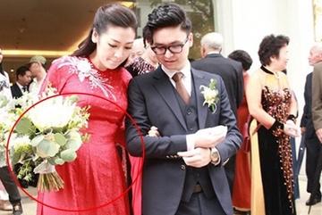 Á hậu Tú Anh sinh quý tử sau 5 tháng tổ chức đám cưới